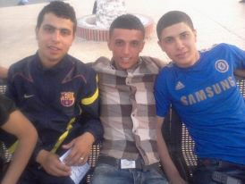 moi avec les ami