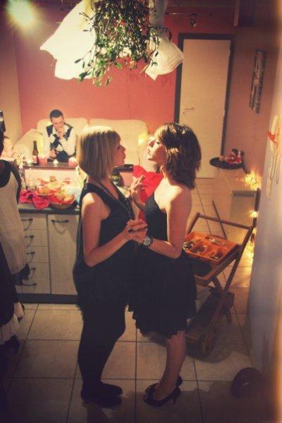 Emilie & Brandie : )