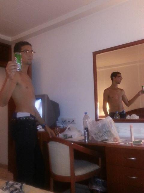à Africa hôtel,Tunis