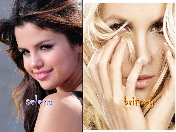Britney & Selena