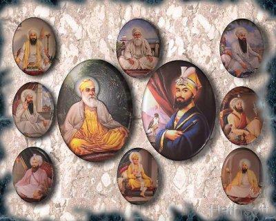 ten saints of my religion