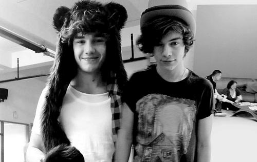 Harry, Liam <3