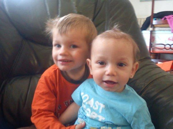 mon frere et mon fils