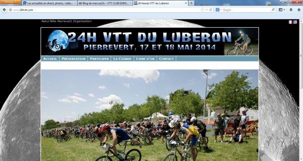 24h VTT du Luberon 2014