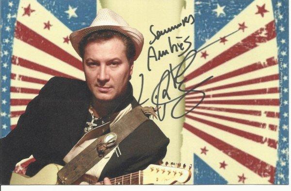 et voici un chanteur plein de talent  laurent  RITCHY  des années 1980