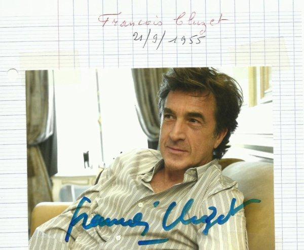 et voici un super acteur francois cluzet