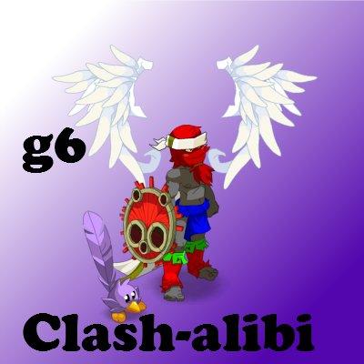 Clash-Alibi is back ..