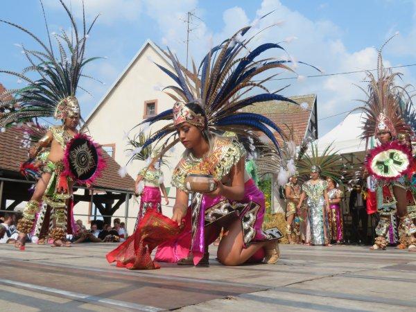 Festival foklorique international à Imbsheim