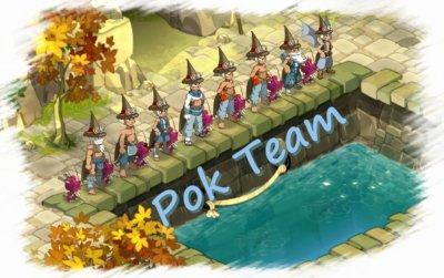 Nouvelle Aventure : La Pok-team