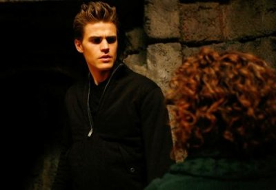 Paul Wesley alias Stefan Salvatore