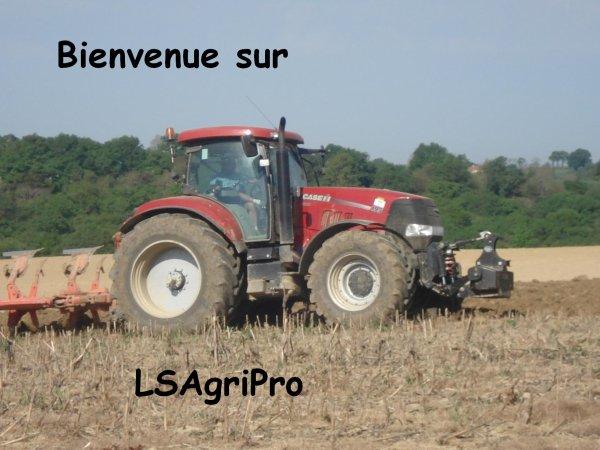 Bienvenue sur LSAgriPro