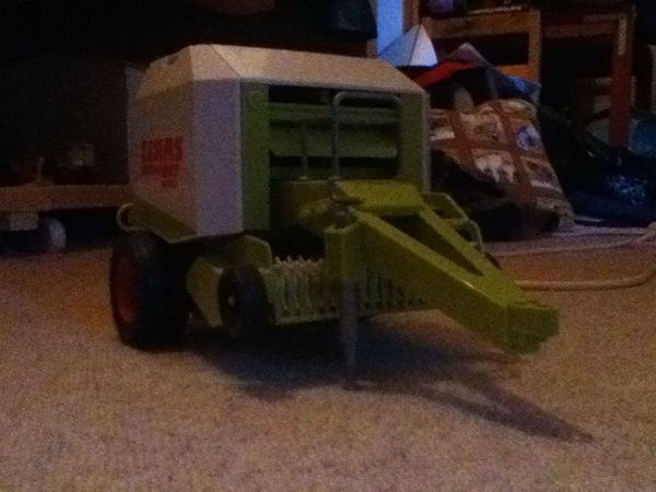 Vente miniature agricole.
