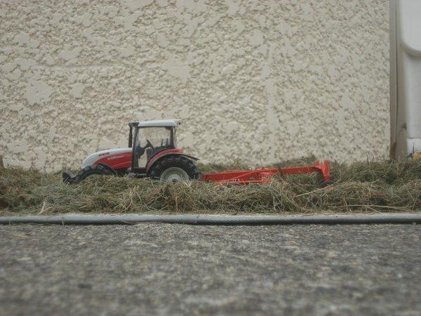 Andainage 2012 ----> Steyr 6135 Profi
