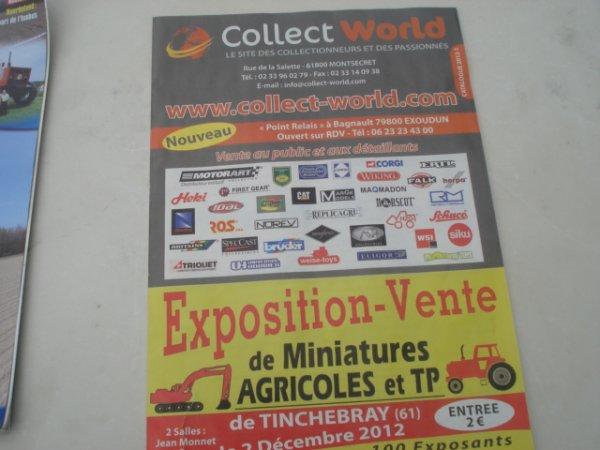 """Revue """" Matériel Agricole """" des mois de Juin & Juillet (2012 )"""
