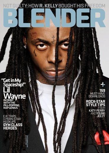 Magazine Lil Wayne