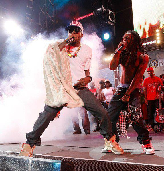 Concert Lil Wayne Feat Rick Ross