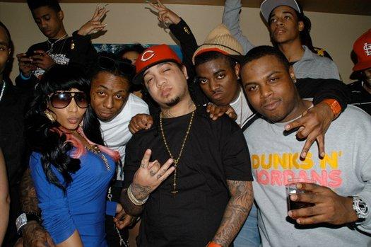 Friends Lil Wayne