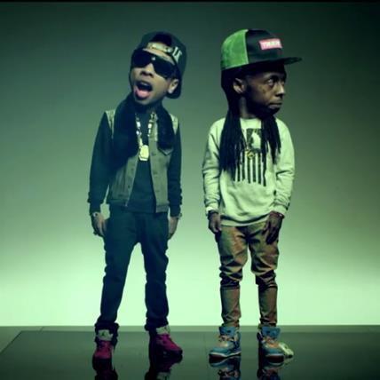 Lil Wayne Clip Mirrors