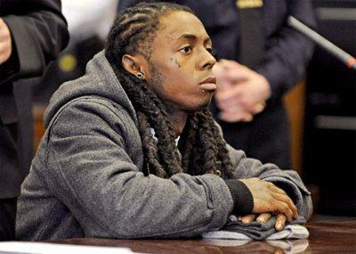 Lil Wayne en prison