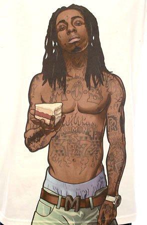 Lil Wayne Dessin