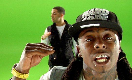 Lil Wayne et devine ?