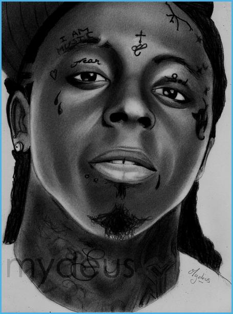 Dessin Lil Wayne