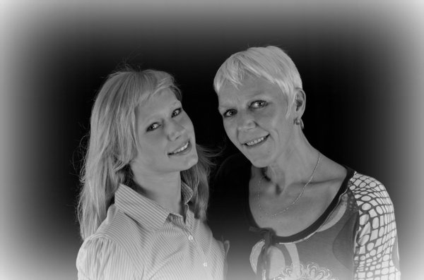 Ma maman & Moi <3 !