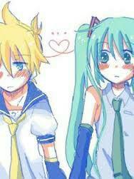 ******Vocaloid love 1 partie. Les nouveaux eleve   *******