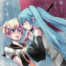 Vocaloid love 2 le voyage a la mers