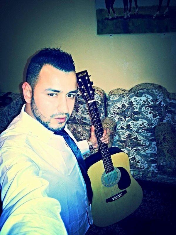 mode guitariste ^-^