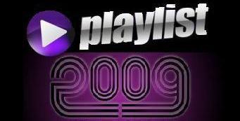 Mes Playlist 2009
