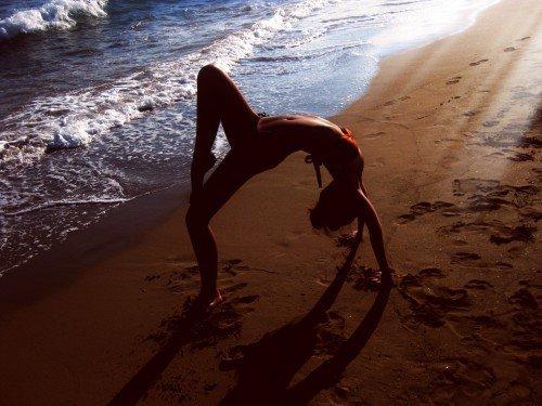 Série I : L'été - La plage - Maillot de bains