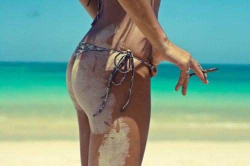 Série I : L'été - La plage - Maillot de bains (suite)