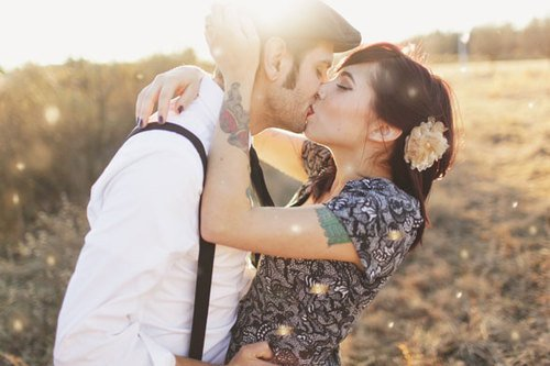 Série V: Les couples