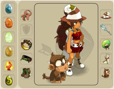 Personnage - Eiko, Féca 200