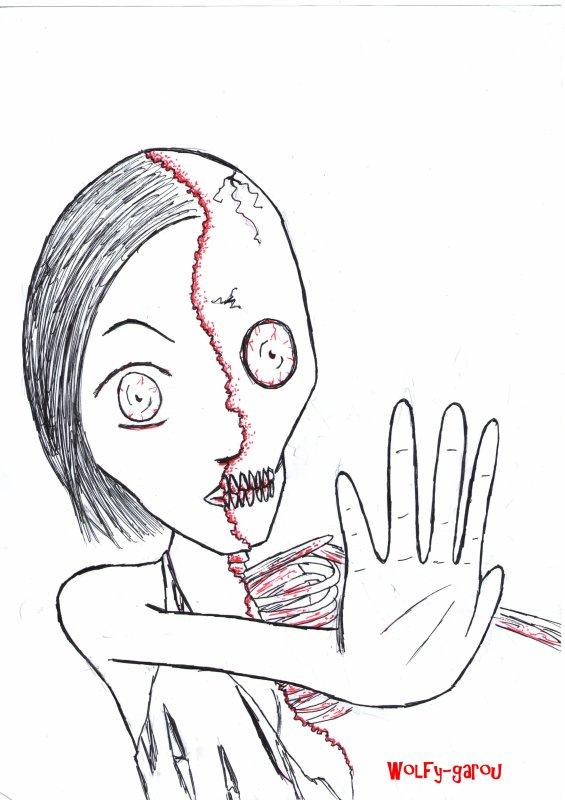 Zombiiiiiiii! *o*