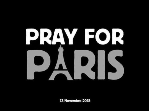 #PrayForParis <3