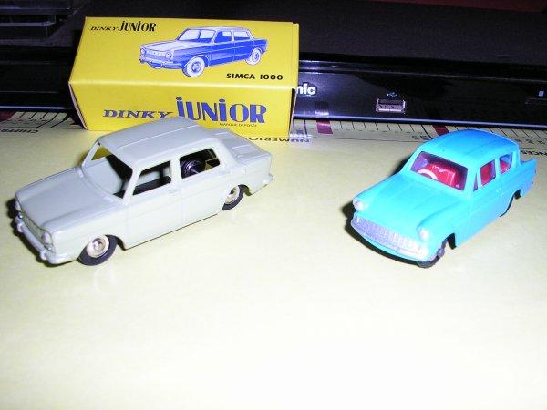"Dinky ""Junior"" et Dinky Toys"