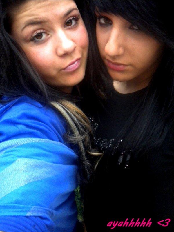 mOii et ma petite soeur tamara <3