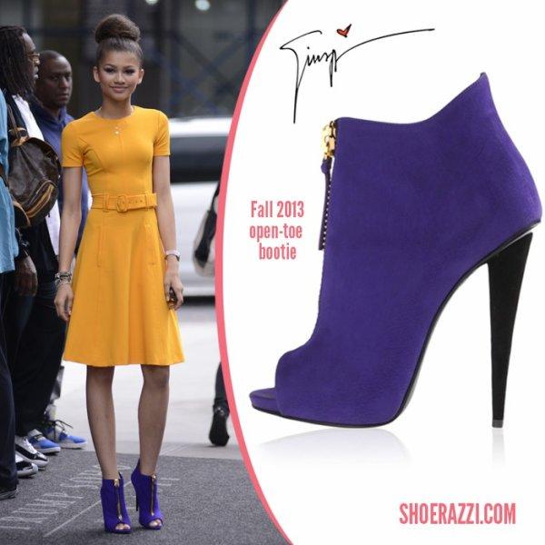 Chaussure de Zendaya