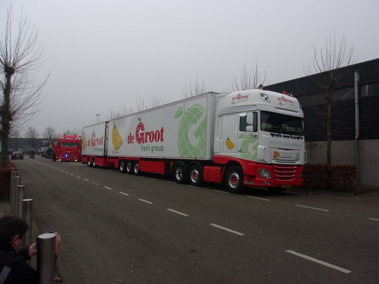 MEGATRUCKFESTIVAL 2016 s'hertogenbosch...  DE GROOT