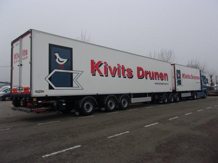 MEGATRUCKFESTIVAL 2016 s'hertogenbosch... KIVITS DRUNEN