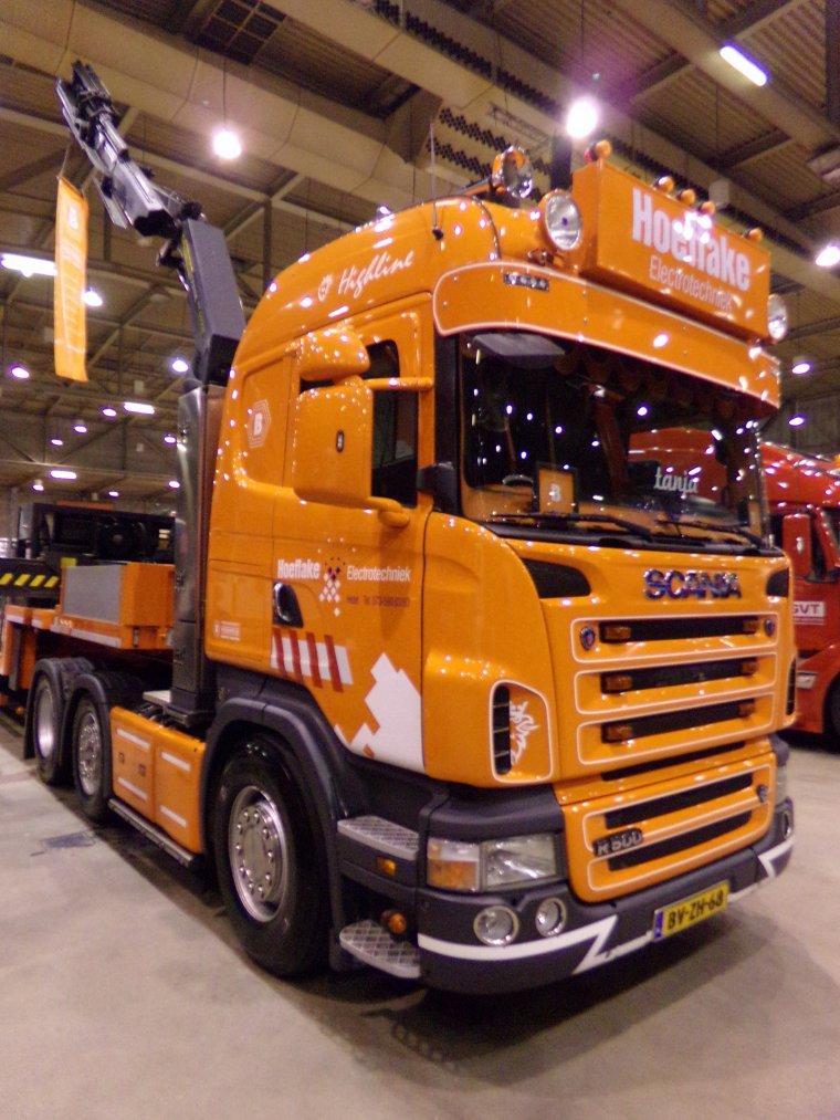 MEGATRUCKFESTIVAL 2016 s'hertogenbosch...  HOELLAKE
