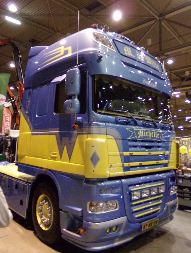MEGATRUCKFESTIVAL 2016 s'hertogenbosch... fh4   S N DE WITTE
