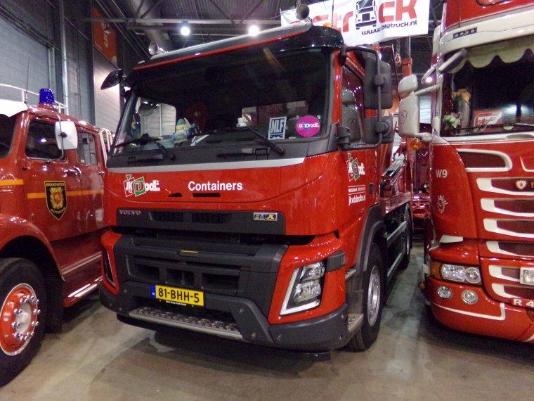MEGATRUCKFESTIVAL 2016 s'hertogenbosch...  jk DOOL.BV containers... pour xavier ,tu dois connaitre?
