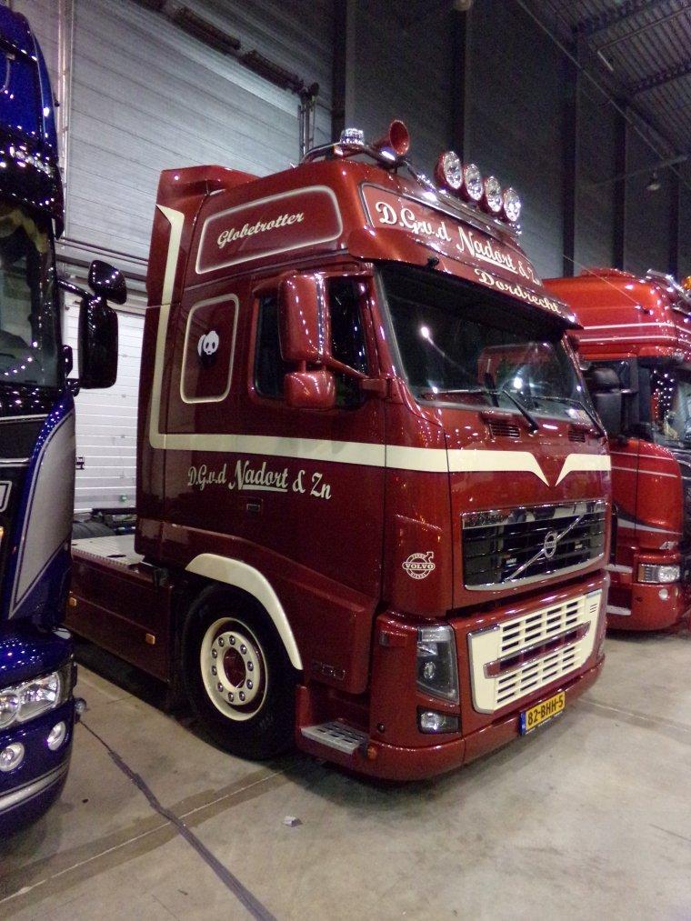 MEGATRUCKFESTIVAL 2016 s'hertogenbosch...  NADORT ET ZN
