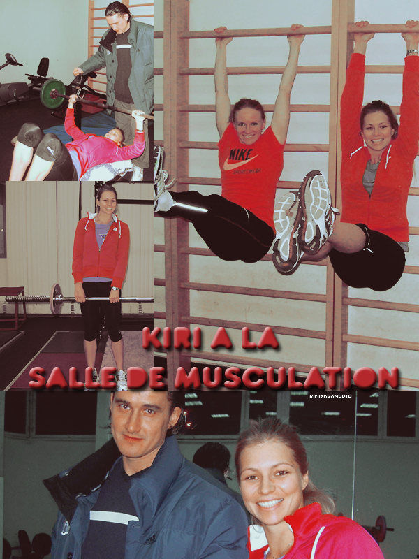 kirilenkoMARIA | Article 07 - Quelques News de Maria (Volume 3).