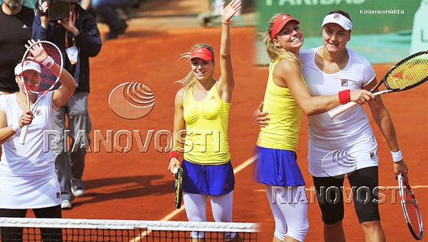 | Roland Garros 2012 | Maria Kirilenko et Nadia Petrova en finale de Roland Garros ! En route pour l'exploit?