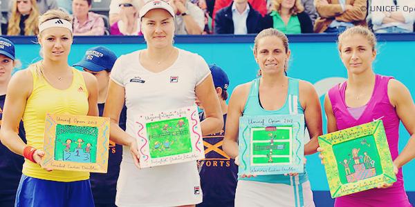 | s'Hertogenbosch 2012 | Premier tournoi sur gazon pour Maria Kirilenko.