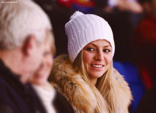 | Intersaison 2012 | Que c'est-il passé durant l'intersaison de Maria ?